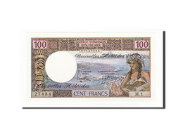 [#158416] Nouvelles-Hébrides, 100 Francs Type 1970 - Bankbiljetten