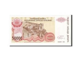 Croatie, 50 000 Dinara Type 1993 - Croatie