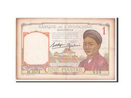 [#44981] Indochine, 1 Piastre 1932, Pick 54a - Indochine