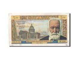 [#206375] 5 Nouveaux Francs Type Victor Hugo, 04 Février 1965, Fayette 56.17 - 5 NF 1959-1965 ''Victor Hugo''