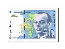 [#111475] 50 Francs Type Saint Exupery, 1992, Fayette 72.1 - 1992-2000 Dernière Gamme