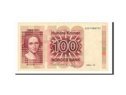 [#158635] Norvège, 100 Kroner Type Collett - Norvegia