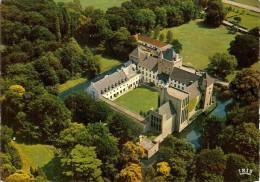 SINT-KRUIS BRUGGE-SINT TRUDO ABDIJ-SLOT VAN MALE-Kasteel-château-vue Aérienne - Brugge