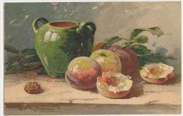 C. Klein, Fruit, W & K 927 Postcard, B265 - Ilustradores & Fotógrafos
