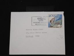 MONACO - Lot De 8 Enveloppes Voyagées  - à Voir - Prix De Départ Très Bas - Lot P8381 - Collections, Lots & Séries