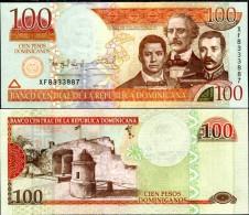Dominicana 100 Pesos 2011 Pick 177 UNC - República Dominicana