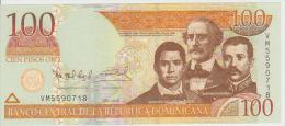 Dominicana 100 Pesos 2010 Pick 177 UNC - República Dominicana
