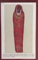EGITTO - EGYPT OLD   POSTCARD MUMMY OF ARTEMIDORUS - BRITISH MUSEUM - Storia