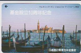COUNTRY RELATED - JAPAN - ITALY - VENICE - VENEZIA
