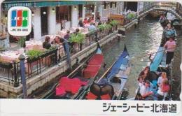 COUNTRY RELATED - JAPAN - ITALY - VENICE - VENEZIA - JCB