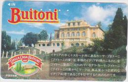 COUNTRY RELATED - JAPAN - ITALY - BUITONI