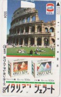 COUNTRY RELATED - JAPAN - ITALY - ROME - ROMA - COLOSSEUM