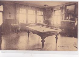 """NADRIN : Hôtel """"les Ondes"""" Salle De Jeu - La-Roche-en-Ardenne"""