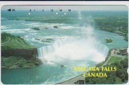 COUNTRY RELATED - JAPAN - CANADA - NIAGARA FALLS - WATERFALL