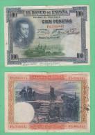 Spagna 100 Pesetas 1925 - [ 3] 1936-1975 : Regime Di Franco