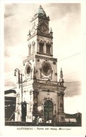 POSTAL DE GUAYAQUIL DE LA TORRE DEL RELOJ MUNICIPAL (FRATELLI DIENA TORINO) - Ecuador