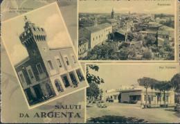Ff979 - Saluti Da Argenta - Ferrara - Ferrara