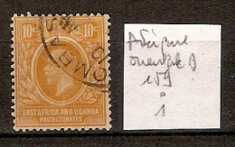 Est Africain Et Ouganda 159 Oblitéré Côte  1 € - Kenya, Uganda & Tanganyika