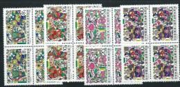 Cina Nuovo** 1988 - Mi.2163/66 Quartina - 1949 - ... Repubblica Popolare