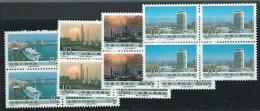 Cina Nuovo** 1988 - Mi.2190/93 Quartina - 1949 - ... Repubblica Popolare