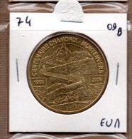 Monnaie De Paris : Centenaire Chamonix - Montenvers - 2009 - Monnaie De Paris