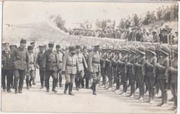 JERUSALEM Israel 24.5.1917 Militaria WW I Excellenz von Falkenhain Liman von Sanders T�rkiye Turkey WW I Parade Bajonett