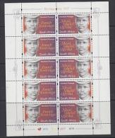 South Africa 1997 Heritage Day 5x2v  In Sheetlet ** Mnh (23234D) - Blokken & Velletjes