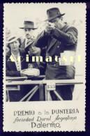 Tir à La Carabine Au Stand Foire Prix Pour, Tir De Précision Surrealisme-Rifle Shooting Stand Fair FÊTE FORAINE 1938 - Photographie