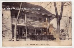 SEYSSEL - HOTEL DU RHONE - AIN - CPA - Seyssel