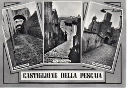 Toscana-grosseto-castiglione Della Pescaia Ingresso Al Vecchio Paese Vedute - Italia
