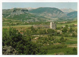 """TALLARD--1973---Maison De Santé """"La Durance"""",cpsm 15 X 10  N°1040  éd Des Alpes---pas Très Courante - Autres Communes"""