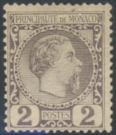 1885: Michel-No. 2 MNH - Monaco