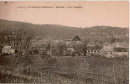 Cpa 24  TURSAC   Vue Générale    La Dordogne Pittoresque , Peu Courante - Altri Comuni