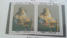 LOT 266581 TIMBRE DE FRANCE NEUF** LUXE VARIETE COULEUR