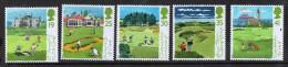 1994 Honorable Company Of Edinurgh Golfers - Golf Courses  Complete MNH Set - 1952-.... (Elizabeth II)
