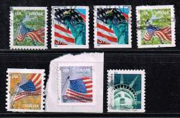 USA,  Michel# O - Used Stamps