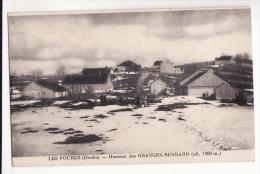 25  LES FOURGS   Hameau Des GRANGES BERRARD - Unclassified