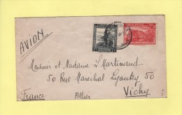Congo Belge - Elisabethville - 1946 - Destination France