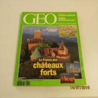 GEO N°170 (04/1993) : LA FRANCE DES CHÂTEAUX FORTS - Géographie