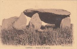 Carnac - Dolmen De Kergavat - Carnac