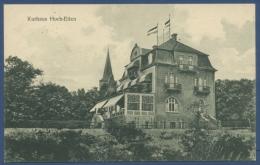 Elten Emmerich Niederrhein Kurhaus Hoch-Elten, Gelaufen 1931 (AK118) - Emmerich