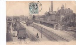 AMIENS GARE SAINT ROCH CHEMIN DE FER - Amiens