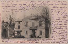 CPA 84 SAINTE CECILE . La Mairie . - France