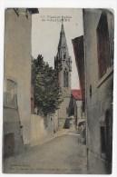 (RECTO / VERSO) VALFLEURY EN 1929 - PLACE ET EGLISE - N° 17 - BEAU CACHET - Autres Communes