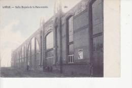 Liège - Salle Royale De La Renommée - Pochoir - Luik