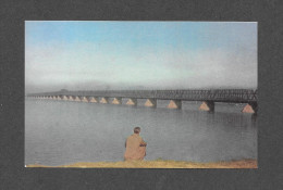 PONTS - MONTRÉAL - QUÉBEC - PONT VICTORIA - PUB. PAR GRANGER FRÈRES - Ponts