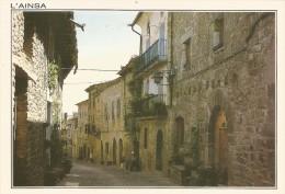 P823 - POSTAL - AINSA - HUESCA - CALLE MAYOR - Huesca