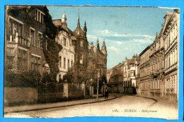Madd544, Düren, Holtzstrasse, 1784, Circulée 1929 Sous Enveloppe - Dueren