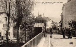 66 Entrée De BOURG-MADAME Et Douane Française - Francia