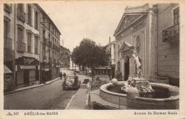 66 AMELIE-les-BAINS  Avenue Du Docteur Bouix - Francia